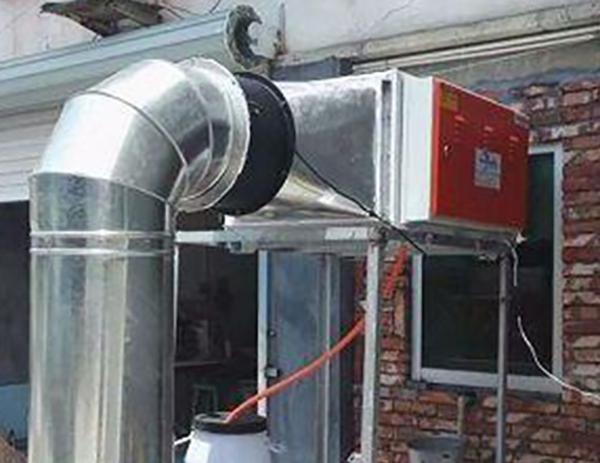 厨房通风工程